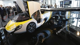 Flying Car Costing More Than $1 Million Goes on Show in Monaco