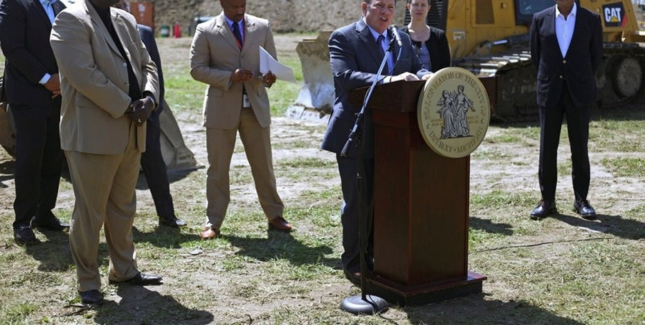 Auto parts supplier breaks ground on new plant in Detroit