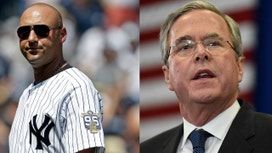 Jeb Bush, Derek Jeter Moving Full Steam Ahead on Miami Marlins Bid