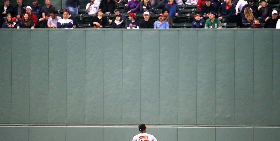Adam Jones Fenway