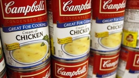 Campbell Soup misses profit, sales estimates&#x3b; trims sales forecast