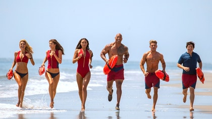 Baywatch: Beach, babes and billions in earnings