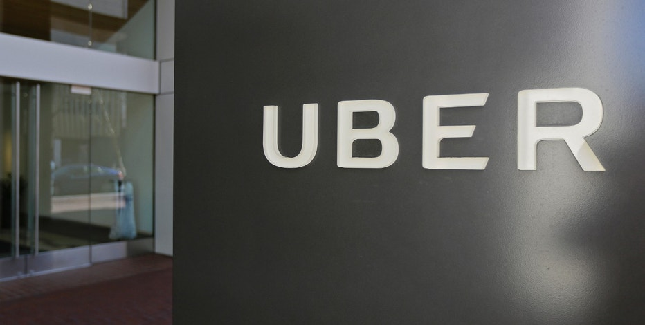 Uber's finance head leaves; company's quarterly loss narrows