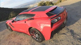 Meet the Corvette AeroWagen: A sports car and station wagon