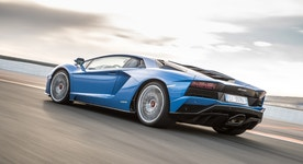 Lamborghini Aventador S is the $420,000 supercar for sports stars