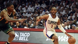 NBA draft: Chris Paul's advice to rookies