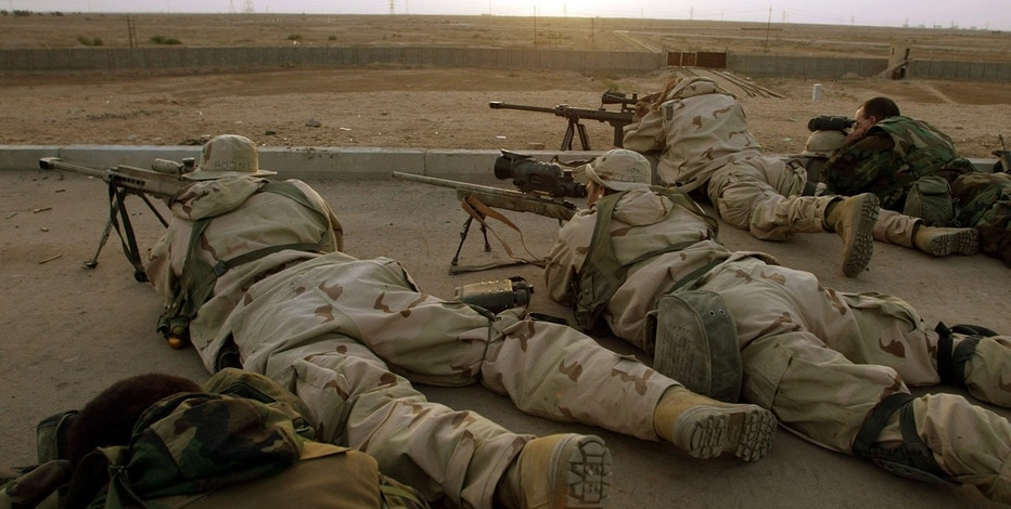Canadian military sniper's kill in Iraq shatters distance record