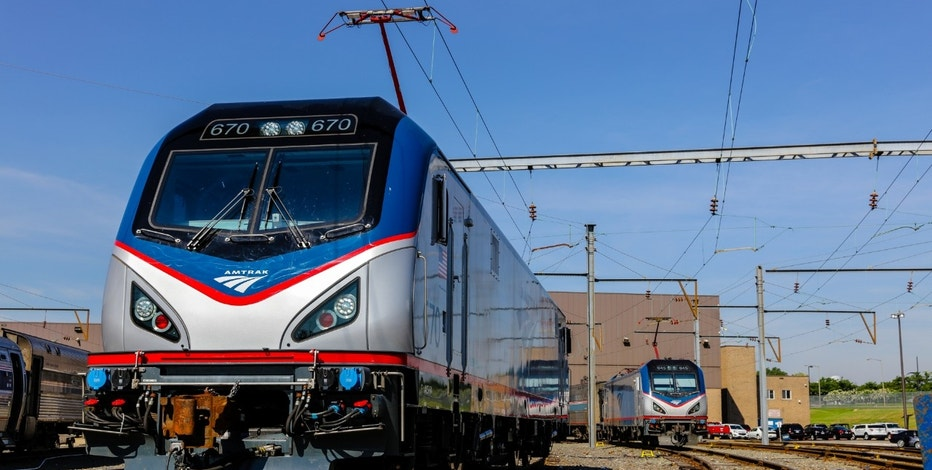 Airline vet to lead Amtrak in a summer of repairs, reckoning