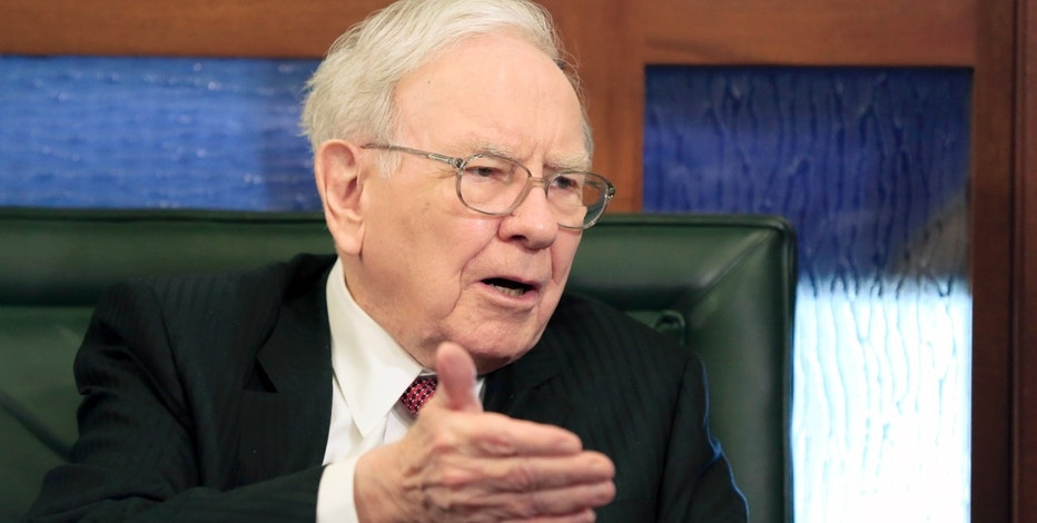 Buffett's company buys 10 pct of real estate investment firm