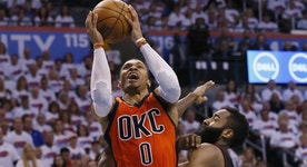 NBA Awards: Westbrook, Harden among MVP finalists at inaugural event