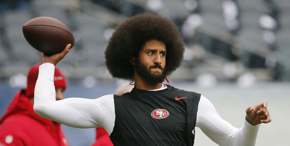Colin Kaepernick takes trip to Africa to find personal independence