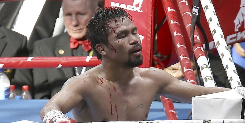 Pacquiao wants WBO review of Horn defeat
