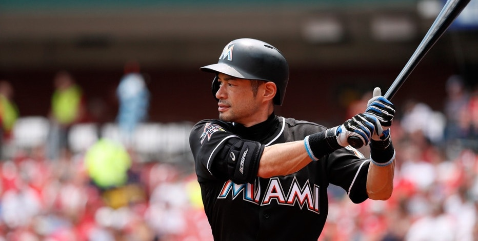 Ichiro captures yet another Major League Baseball hit record