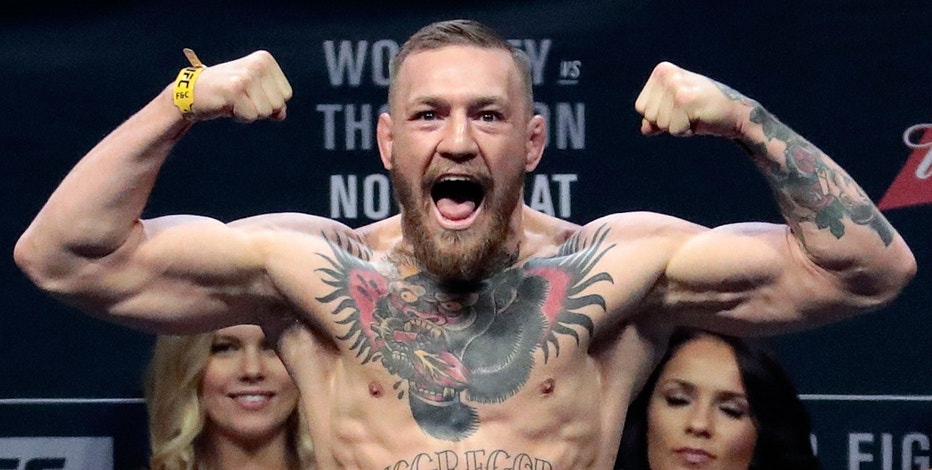 Showtime releases first promo video for Floyd Mayweather-Conor McGregor fight