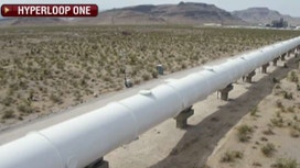 Hyperloop One conducts its first ever full-scale test run