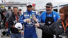 Dale Earnhardt Jr.'s wife Amy says return to Daytona Clash 'not worth the risk'