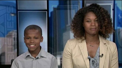 11-year-old invents hot car alert for parents