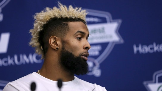 Giants WR Odell Beckham wants to be NFL's highest-paid player