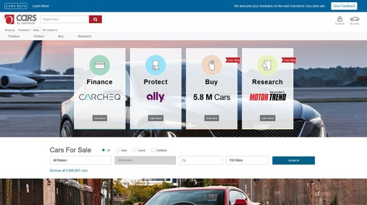 Overstock launches car-shopping site with anonymous haggling