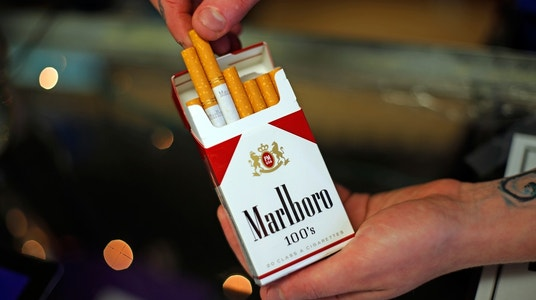Tobacco stocks plummet as FDA plans cut to cigarette nicotine levels