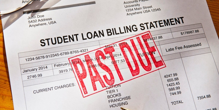 California is a top 5 state for low student debt