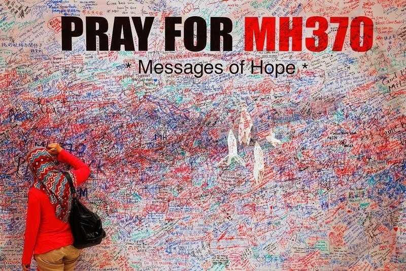 Malaysia in talks with US firm Ocean Infinity to resume MH370 search