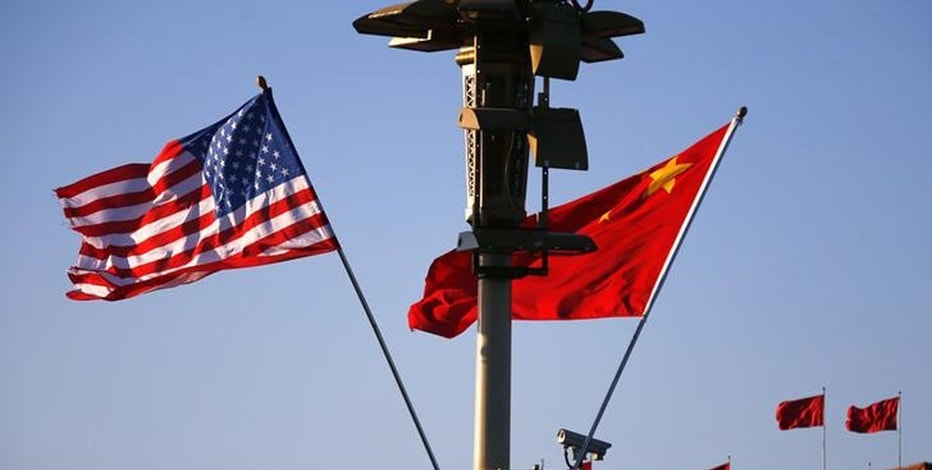 US-China flags FBN