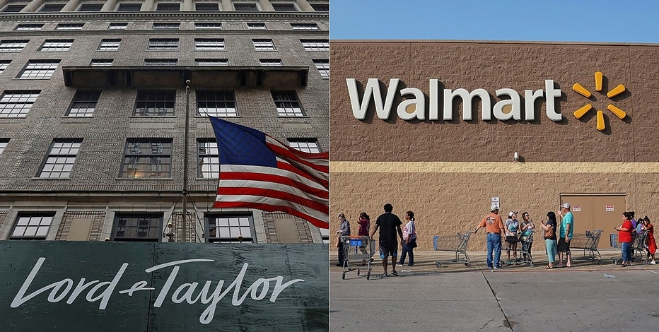 Walmart.com teams up with upscale Lord and Taylor