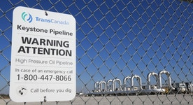Keystone pipeline oil spill reignites feud with environmentalists