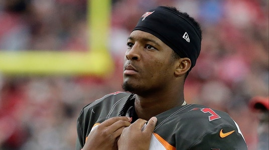 Uber bans NFL's Jameis Winston amid groping allegation, league investigates