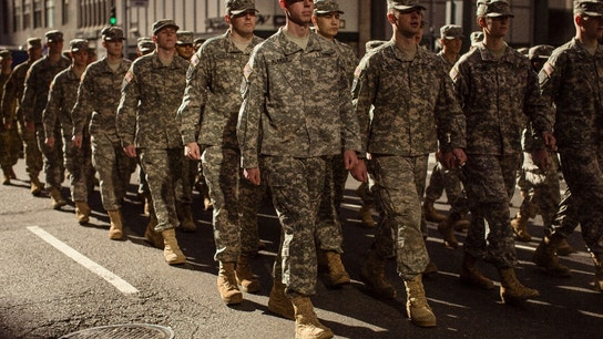 Military overhauls retirement system in biggest shift since World War II