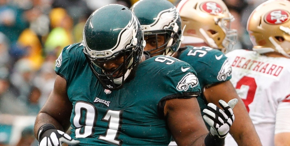 Man Sues Fletcher Cox For Seducing His Wife