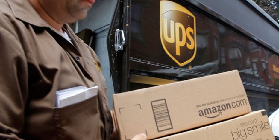 UPS struggling to keep up with holiday shipping demand
