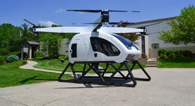 Helicopter gets first revamp in 78 years: Workhorse Group CEO