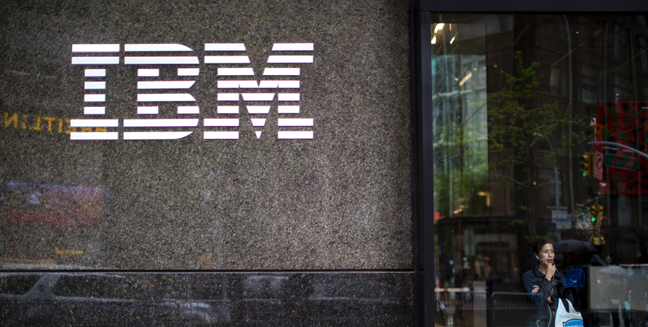 IBM shares down 2% in late trading following earnings beat