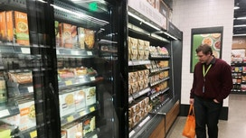 Amazon's automated grocery store of the future opens Monday