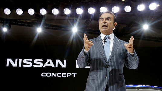 Trump's 'America First' tariffs are insignificant, Nissan Chairman says