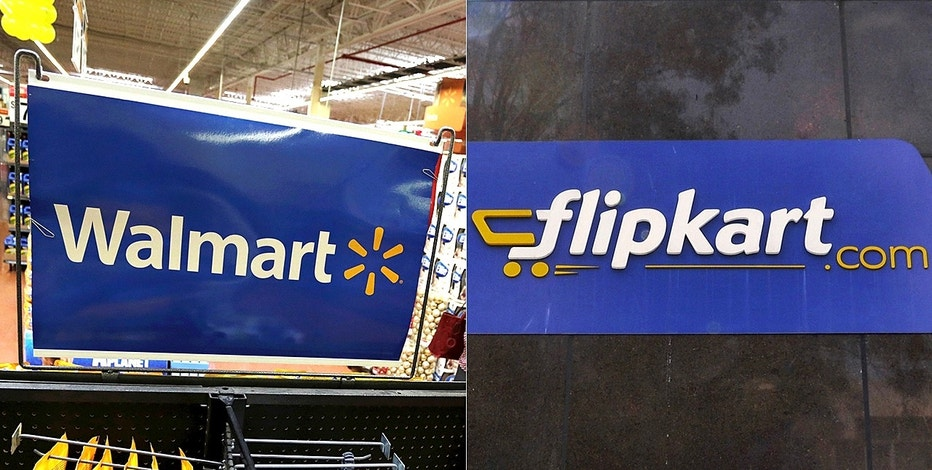 Walmart eyes over 40% stake in Flipkart
