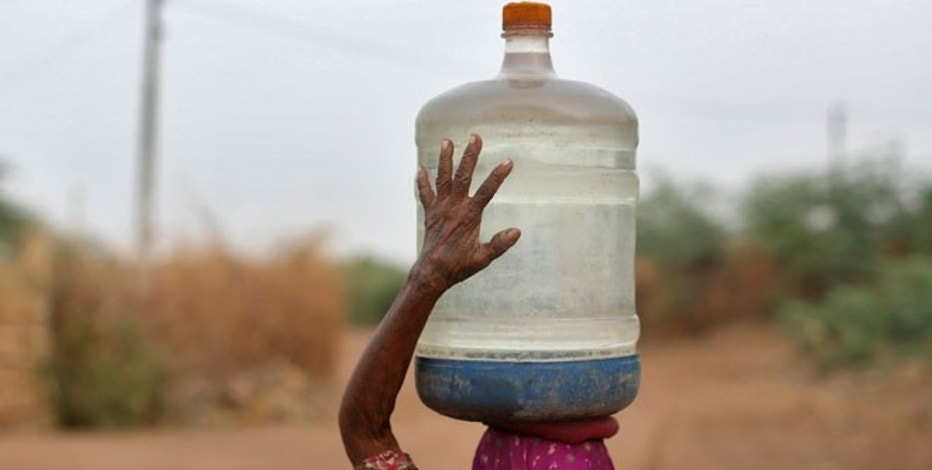 INDIA-DROUGHT/