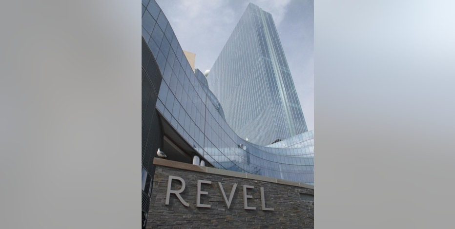 This photo taken Oct. 17, 2012, shows the Revel casino in Atlantic City NJ. A federal judge will consider the proposed sale on Monday, Jan. 5, 2015, of Atlantic City's former Revel casino to the runner-up bidder in last year's bankruptcy court auction. But how much Florida developer Glenn Straub should pay for it remains in dispute. (AP Photo/Wayne Parry)
