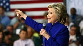 Enrollment surge likely under Clinton debt-free tuition plan, potentially boosting its cost