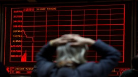 Investors Down $1.6 Trillion, China's Rudderless Market to Blame