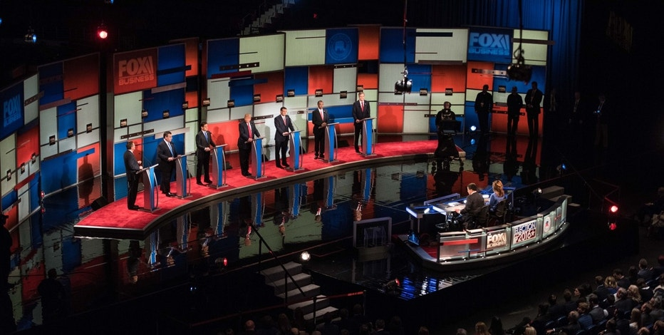 FOX Business Debate, South Carolina Debate, Republican Debate, GOP Debate