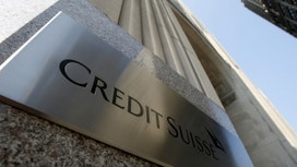 Credit Suisse Shares Plunge on Huge Loss