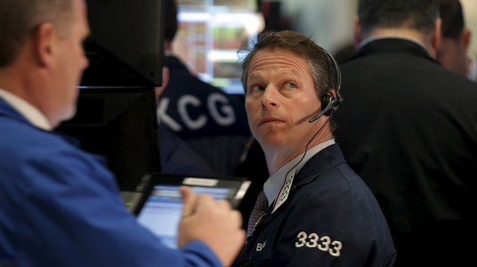 Stocks Pare Declines, Shed More than 1%