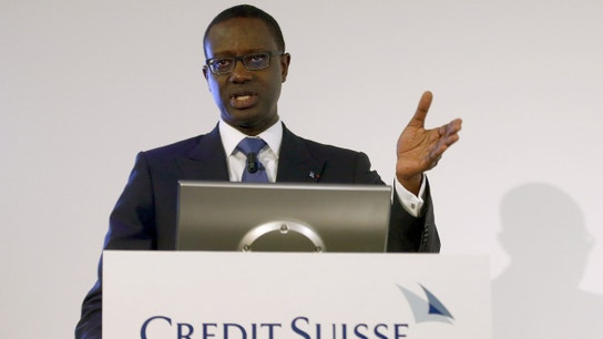 Rpt: Credit Suisse's Thiam Wants His Bonus Cut Up to 50%