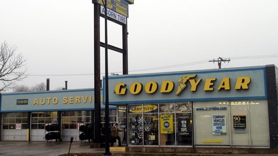 Goodyear Profit Beats on Higher Sales Volume, Lower Costs
