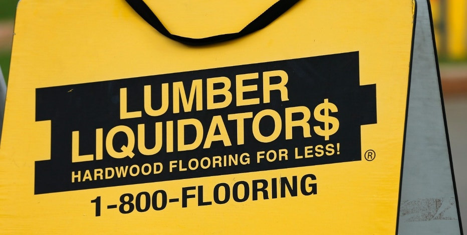 Lumber Liquidators sign FBN