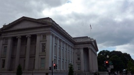 U.S. Budget Deficit Falls to Lowest Level Since August 2008