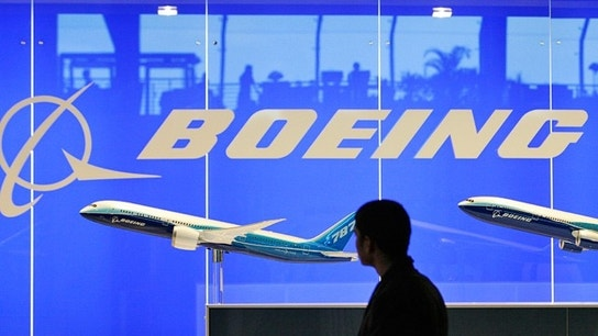 Boeing Shares Fall on Probe Report